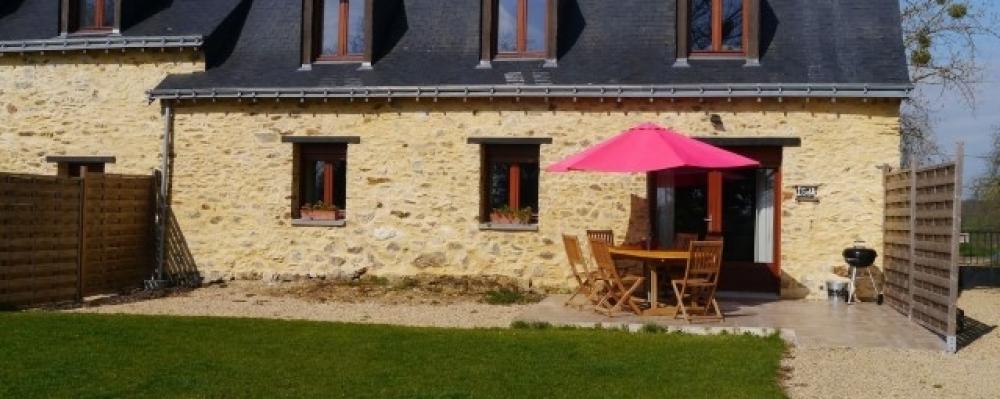 Gîtes Hêtre et Erable - Vallée Oudon-Mayenne
