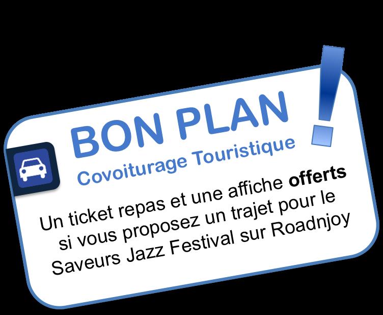 Encart Saveurs Jazz Festival
