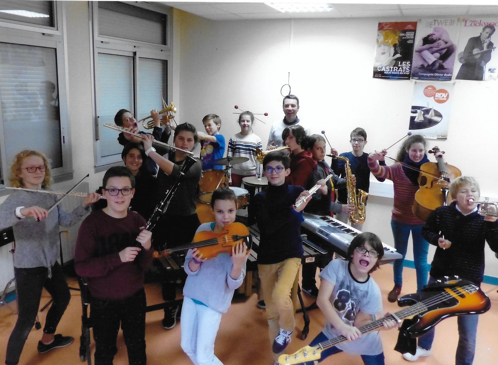 orchestre de Gironde SJF - autour du fetsival